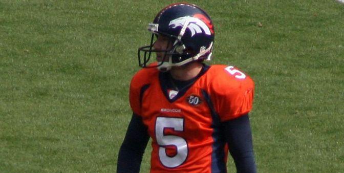 NFL suspendiert Matt Prater für 4 Spiele