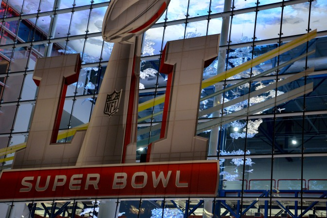 #16post1 /// Super Bowl 51 Preview