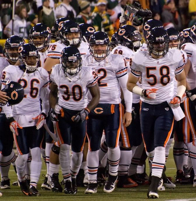 #18off6 /// Chicago Bears 2018 Preview