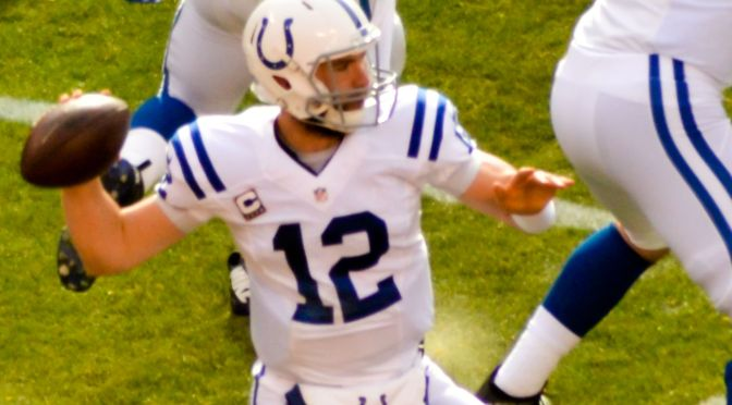 #18off14 /// Indianapolis Colts 2018 Preview